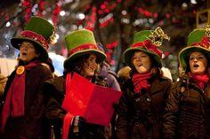 Dec.2 2011 Figgy Pudding Caroling Competition