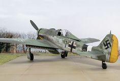 Focke-Wulf Fw 190D-9 by Chris Wauchop (Hasegawa 1/32)