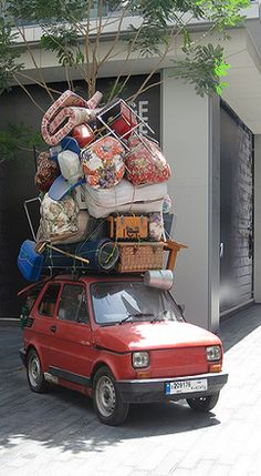 Thinking of moving house?  Why not let the Moving Team at Premier Movers help, we treat your items with great care.  Unlike this.....