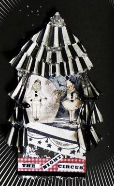 The Night Circus Tag: Poppet and Widget by lorene