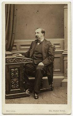 Antoine Marie Philippe Louis, duc de Montpensier, John Jabez Edwin Mayall