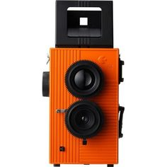 「blackbird fly」二眼レフトイカメラ / Double-lens reflex Toy Camera