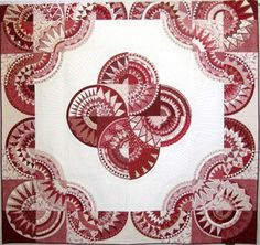 Prize Winning Quilt from Serena Vrnak, 2013 Dallas (Texas) quilt show.  3rd place, Masters division