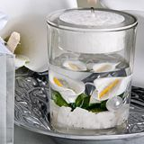 Calla Lily Candle Favor - pretty candle wedding favors - order your today! http://www.favorfavor.com/page/FF/CTGY/Floral