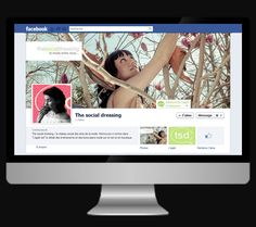 The Social Dressing by SQUARE | Facebook page