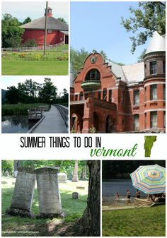 Summer things to do in Vermont #BeGreater #ad