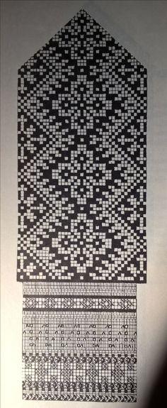 Crochet Mittens Free Pattern, Knit Mittens, Knitting Socks, Knitting Charts, Knitting Stitches, Knitting Patterns, Wrist Warmers, Hand Warmers, Weaving Patterns