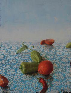 Desert Fruit by Andrea T. Kemp on Curiator, the world's biggest collaborative art collection. Digital Museum, Collaborative Art, Female Art, Still Life, Deserts, My Arts, Fine Art, Fruit, Illustration