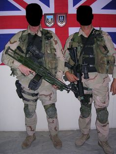 uksf - special forces