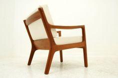 """Teak """"Senator"""" Chair by Ole Wanscher thumbnail 4"""