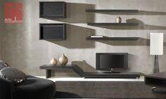sala de estar moderna pequena   Diseño de interiores