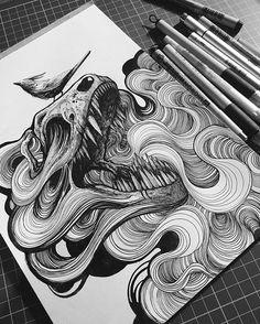 Prehistoric swirling