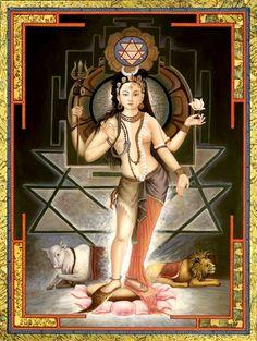 Shakti Shiva
