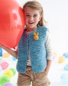 Modèle gilet sans manche Enfant Baby Knitting, Crochet Baby, Knit Crochet, Handmade Baby, Leg Warmers, Children, Kids, Knitwear, Knitting Patterns