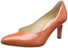 Högl 1- 10 6005, Damen Pumps, Orange (8700), 42 EU (8 Damen UK) - http://on-line-kaufen.de/h-gl/42-eu-hoegl-1-10-6005-damen-pumps-3