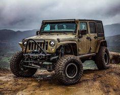 Jeep Rubicon, Jeep Wrangler Jk, Jeep Wrangler Unlimited, Jeep Jl, Jeep Truck, Cool Jeeps, Cool Trucks, Hors Route, 4x4 Trucks