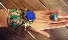 Tribal Vintage Afghan Handmade Lapis cuff bracelet- Afghan- Kuchi-Tribal Lapis lazuli Jewelry. Bracelet.Silver Bracelet- Handmade Bracelet on Etsy, $74.00