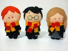 Harry Potter felt
