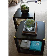 DIY déco: 10 façons de transformer la table LACK d'Ikea | divine.ca