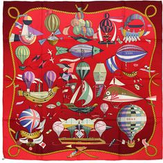Very good condition Hermès Carré Paz Universal This beautiful silk scarf is perfect to give your outfit some color. silk Care tag still attached. Red Scarves, Silk Scarves, Hermes Scarves, Paisley Design, Paisley Pattern, Feather Scarf, Bandana Design, Chalk Pastels, Illuminated Letters
