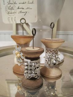 Pretty altered spools