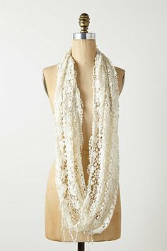 Sayre Infiniti Scarf $48.00 via anthropologie.