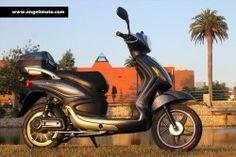 Seventeen - Bicicleta Eléctrica (Cinza) www.angelimoto.com