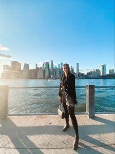 #nyc #nycblogger #nyctravel #nycstyle #fashion #aesthetic #model #streetwearfashion #streetstyle #fashionista Brooklyn Bridge Park, Best Cities, Louvre, Nyc, City, Travel, Viajes, Cities, Destinations