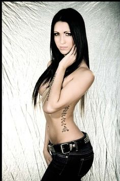 beautiful inked girl photography - Google Search