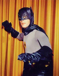 Adam West... Batman