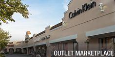 Outlet Marketplace #OutletMarketplace #PremiumOutlets
