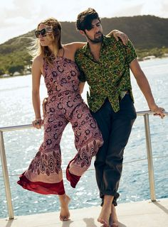 Free People's April Catalog Will Make You Crave a Summer Getaway