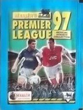 Merlin's Premier League 97 Packet (Front)
