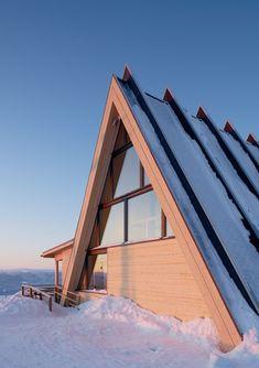 Galería de Restaurante de montaña Björk en Hemavan / Murman Architects - 15
