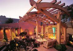 amazing patio