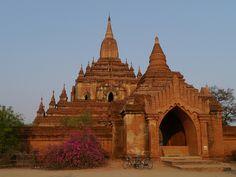 Sulamani Temple, Bagan