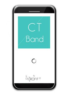 Applications for all occasions  #ctband #app #wearable #hightech