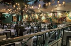 THE NEW YORK TRAVEL GUIDE- WHERE TO EAT? Cafe Nyc, Cafe New York, Victor's Cafe, Cuban Restaurant, New York Travel Guide, Cuban Art, Bar Scene, Tapas Bar, French Restaurants