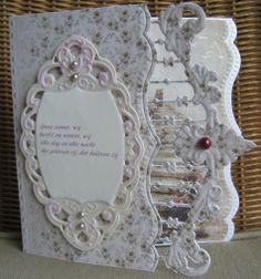 huwelijksverjaardag, mal Anja van Laar- en MD- Pionpapier- achtergrond Romantic Journey van MD-