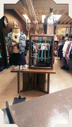 Trendy tops and vests! Store Mannequins, Trendy Tops, Vests, Liquor Cabinet, Storage, Furniture, Home Decor, Purse Storage, Decoration Home
