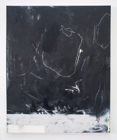 Untitled (blackboard 2) - Struan Teague