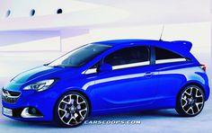U Design: Opel Corsa OPC