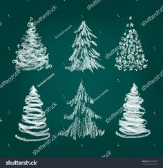 Ok, I Think I Understand Christmas Chalkboard Art, Now Tell Me About Christmas Chalkboard Art! If painting isn't your thing, consider re-facing. Chalkboard Drawings, Chalkboard Lettering, Chalkboard Designs, Chalk Drawings, Chalkboard Ideas, Chalkboard Writing, Chalkboard Paint, Chalkboard Art Quotes, Noel Christmas