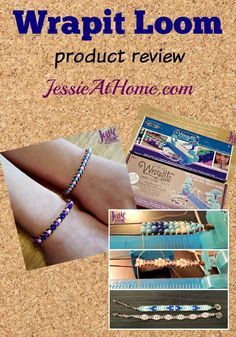 Wrapit Loom product review from Jessie At Home