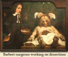 Barber's History