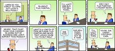 Dilbert on waiting to buy the new model
