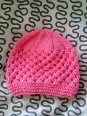 Sweet little hat to match my Danika Baby Jacket