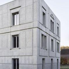 Ken Architekten . housing building . Schöftland