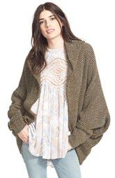 Free People 'Cocoon' Knit Cardigan