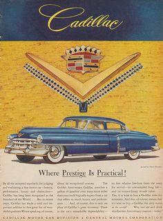 1952 Cadillac Series 60 Special Sedan